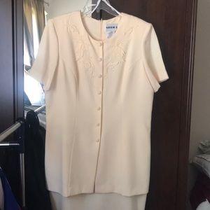 Women's Beige Dress!